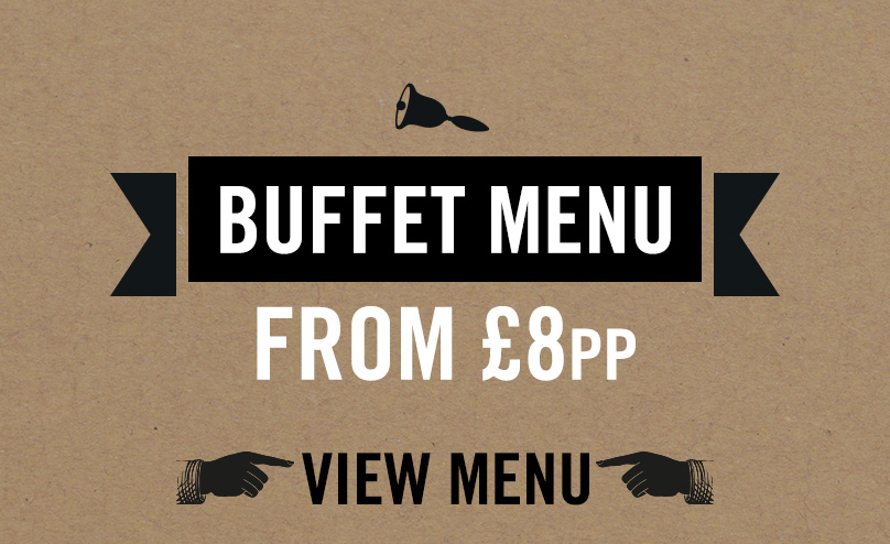 Festive buffet menu at The Junction