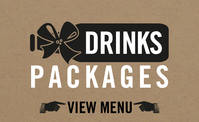 Drinks packages available at The Junction