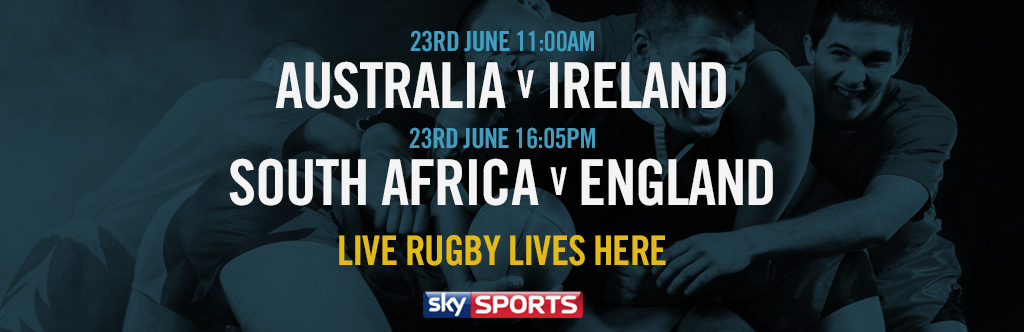 Live Rugby at The Junction