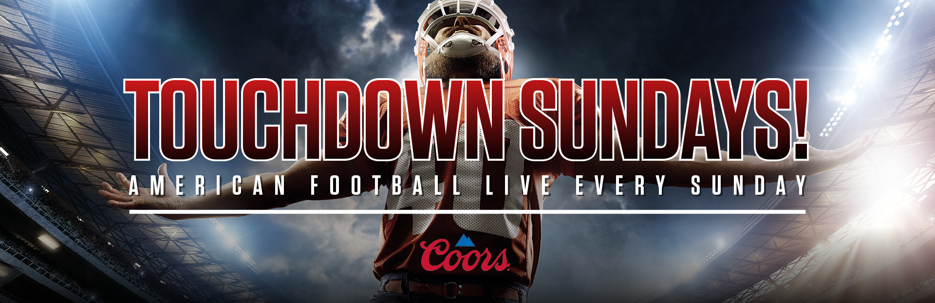Watch NFL at The Junction