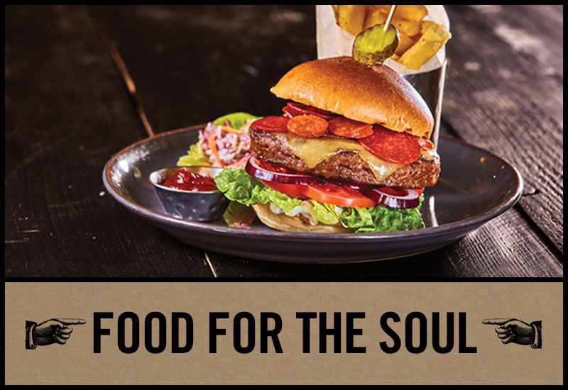 Food for the soul at The Junction