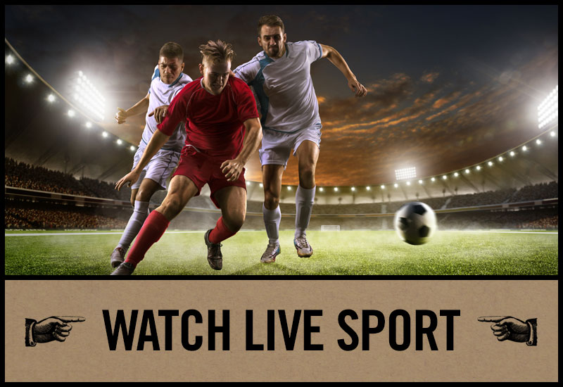 Live Sport at The Junction
