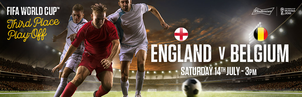 England Football live at The Junction