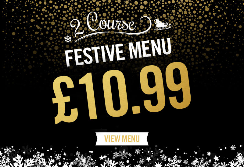 Festive Menu at The Junction